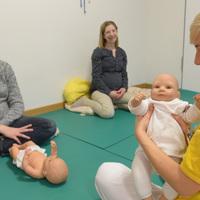 Geburtsvorbereitungskurse mit Hebamme Beatrice Handschack in Lauchhammer